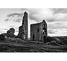 Bodmin Mine Photographic Print