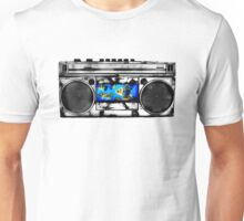 Fish in Stereo Unisex T-Shirt