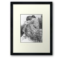 Blue for You Framed Print