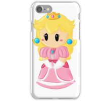 Mini Peach iPhone Case/Skin