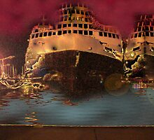 Fireships by Olsen