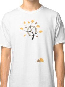 Orange autumn Classic T-Shirt