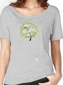 Floral spring Women's Relaxed Fit T-Shirt