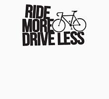 Bike Cycling Bicycle Riding Biker Less Unisex T-Shirt