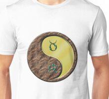 Taurus & Dog Yang Metal Unisex T-Shirt