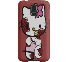 Zombie Hello kitty Samsung Galaxy Case/Skin
