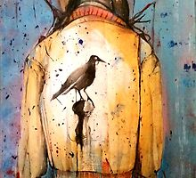 Scarecrow Gone Phishing by John Dicandia  ( JinnDoW )