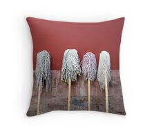 Dry out... Throw Pillow
