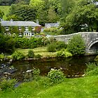 Huckworthy Bridge, Dartmoor, Devon by rodsfotos