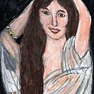Femme Fatale-Evelyn Nesbit by RobynLee