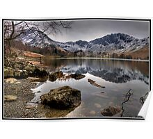 Buttermere and Haystacks Poster