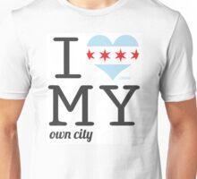 Chicago | Illinois #ilovemyowncity Unisex T-Shirt