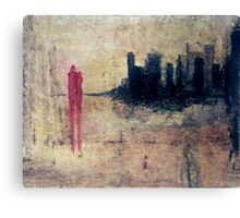 Soul People Canvas Print