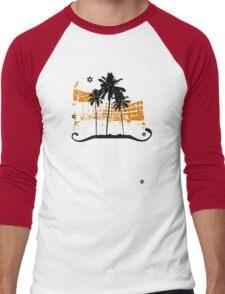 Summer holiday Men's Baseball ¾ T-Shirt