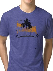 Summer holiday Tri-blend T-Shirt