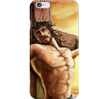 Jesus God Christianity Religion Crucifiction iPhone Case/Skin