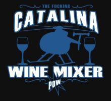 THE FUCKING CATALINA WINE MIXER POW Funny Geek Nerd by utomo