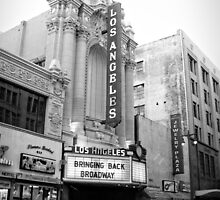 Los Angeles Theater by Barbara Gordon