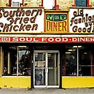 STORE FRONT: The Disappearing Face Of New York: M & G DINER by James and Karla Murray