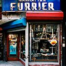 STORE FRONT: The Disappearing Face Of New York: MANHATTAN FURRIER by James and Karla Murray