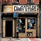 STORE FRONT: The Disappearing Face Of New York: KATY'S Candy Store by James and Karla Murray