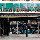 STORE FRONT: The Disappearing Face Of New York: IDEAL Dinettes by James and Karla Murray