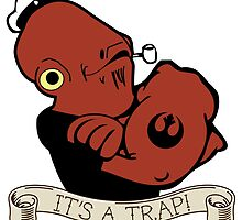 Ackbar the Sailor Man by livinthing