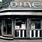 STORE FRONT: The Disappearing Face Of New York: CHEYENNE Diner by James and Karla Murray