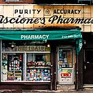 STORE FRONT: The Disappearing Face Of New York: ASCIONE'S Pharmacy by James and Karla Murray
