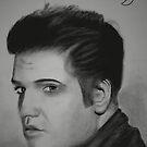 Elvis Presley by Smogmonkey