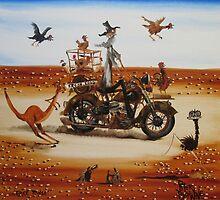 Free Range by PETER BROWNE