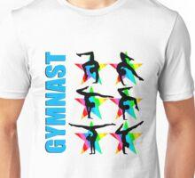 BLUE STAR GYMNASTICS DESIGN Unisex T-Shirt