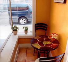 Normandy Bakery Coffee Corner by Jay Gross