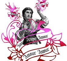 Amour Exotic Valentine by Zehda