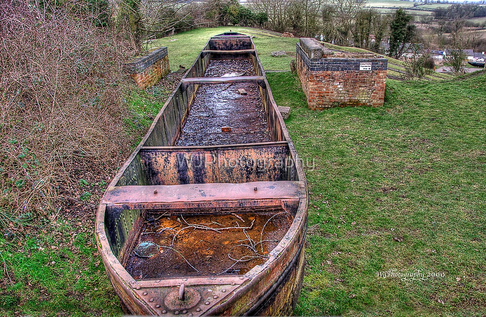 Rusty the Barge~ by WJPhotography