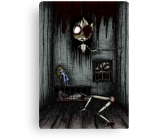 Torture Chamber Canvas Print