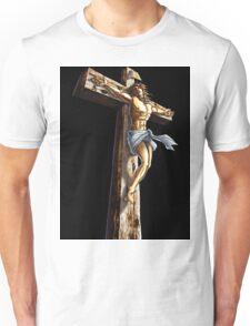 Jesus Christianity Religion Crucifiction Unisex T-Shirt