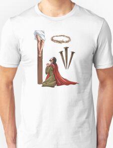 Jesus Christianity Religion Crucifiction T-Shirt