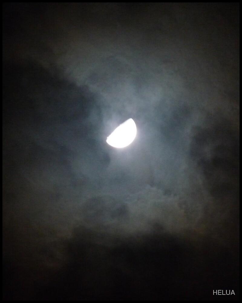 Ice Age - February Half Moon by HELUA