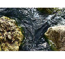Michigan Water Photographic Print