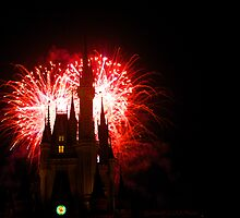 Fireworks  by CharlieFulluck