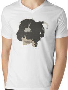 Rordach Test Mens V-Neck T-Shirt