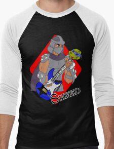 updated shredder Men's Baseball ¾ T-Shirt
