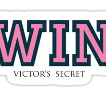 TWINK - Victor's Secret Sticker