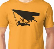 hang glide silhouette Unisex T-Shirt