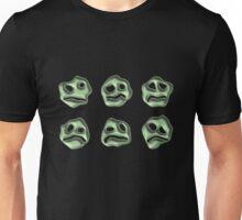 Sad Faces Unisex T-Shirt