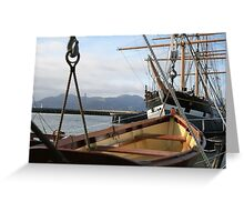 San Francisco: Maritime Museum Greeting Card