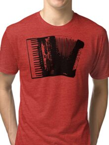 accordion Tri-blend T-Shirt