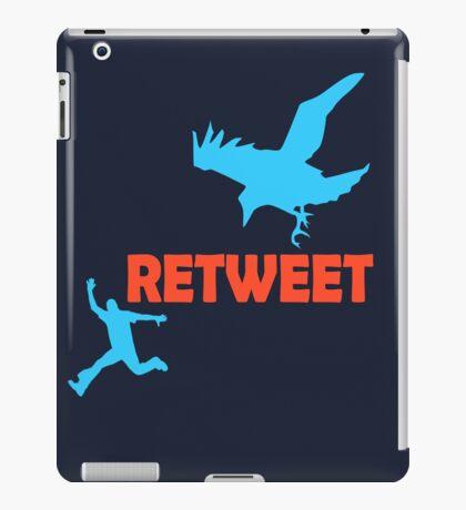 Classic Retweet iPad Case/Skin