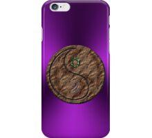 Taurus & Boar Yin Earth iPhone Case/Skin
